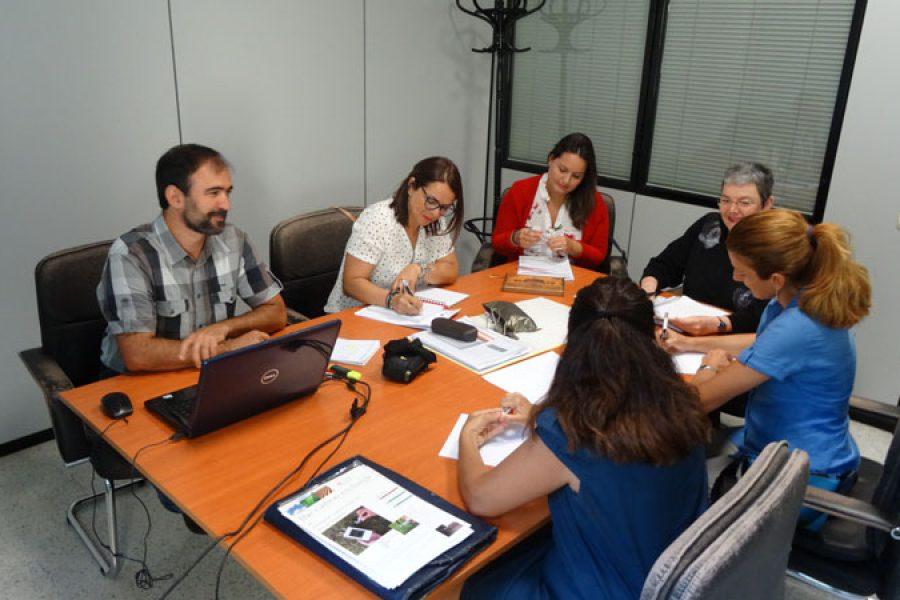 Sesión técnica de trabajo ITC-ULPGC-MANSURESTE, 21/04/2017