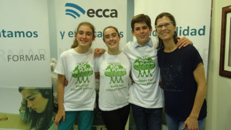 "Empoderamiento Juvenil y Cambio Climático – Entrevistamos a embajadores/as de ""Plant for the Planet"""