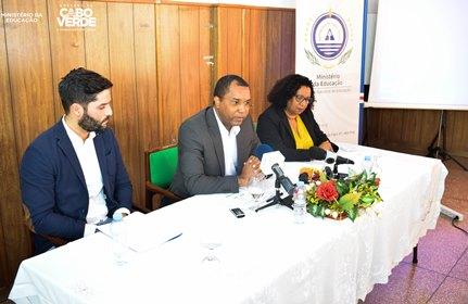 """Lanzamiento del Curso """"Cambio Climático y Uso Eficiente del Agua"""" en Cabo Verde"""