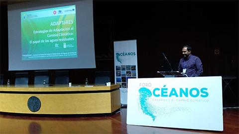 ADAPTaRES participa en Foro Océanos 2019