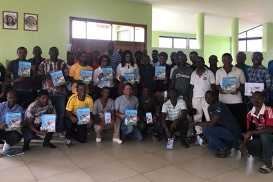 Novo curso ADAPTaRES para adultos toxicodependentes em recuperação na Fazenda Esperança
