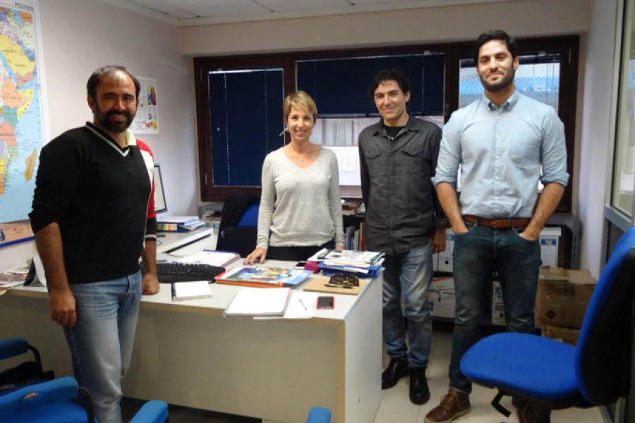 Primera reunión coordinación Radio ECCA