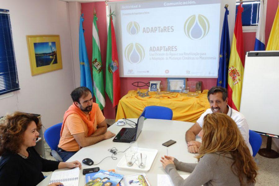 ITC y la Mancomunidad del Sureste celebran su primera reunión de coordinación del proyecto ADAPTaRES