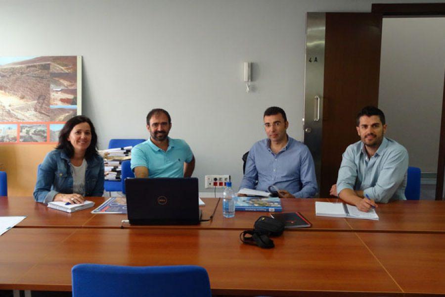 Primera reunión coordinación con Consejo Insular de Aguas Fuerteventura, 28/04/2017, Fuerteventura