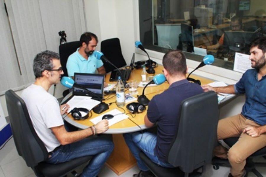 Inicio Banco de Conocimiento de Audio en ADAPTaRES