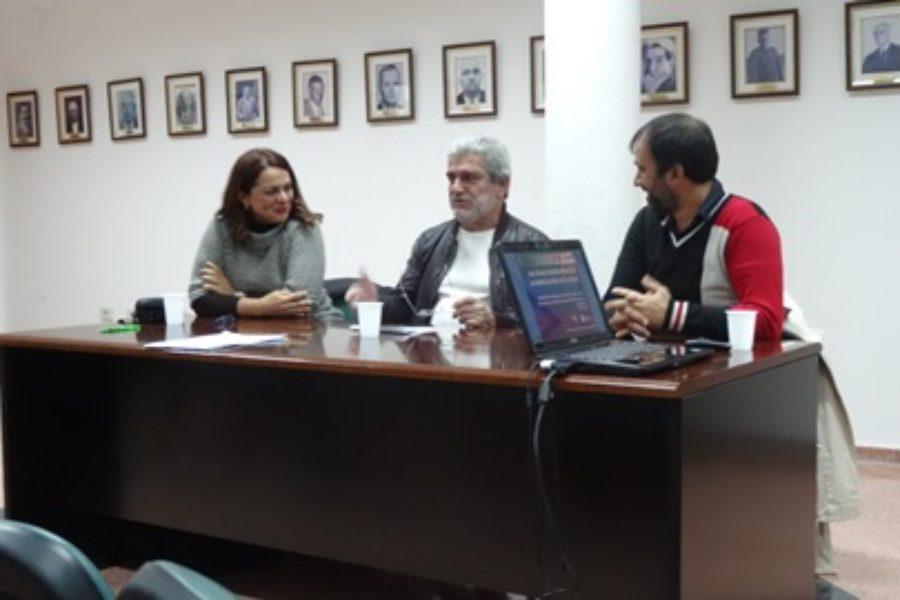 """Charla: """"Las Aguas Regeneradas en La Agricultura de las islas"""" en La Heredad de Aguas de Sardina"""