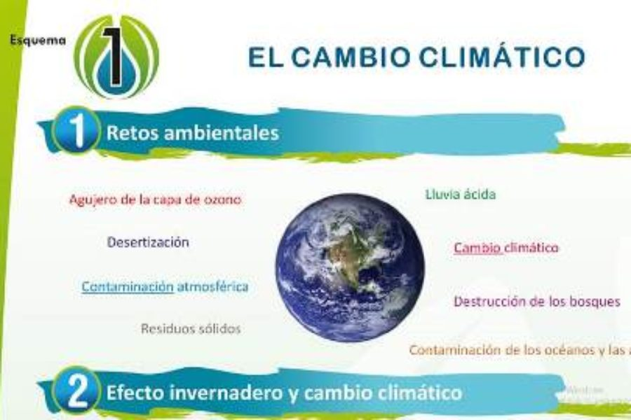 Curso de sensibilización sobre Adaptación al Cambio Climático para población adulta con metodología ECCA