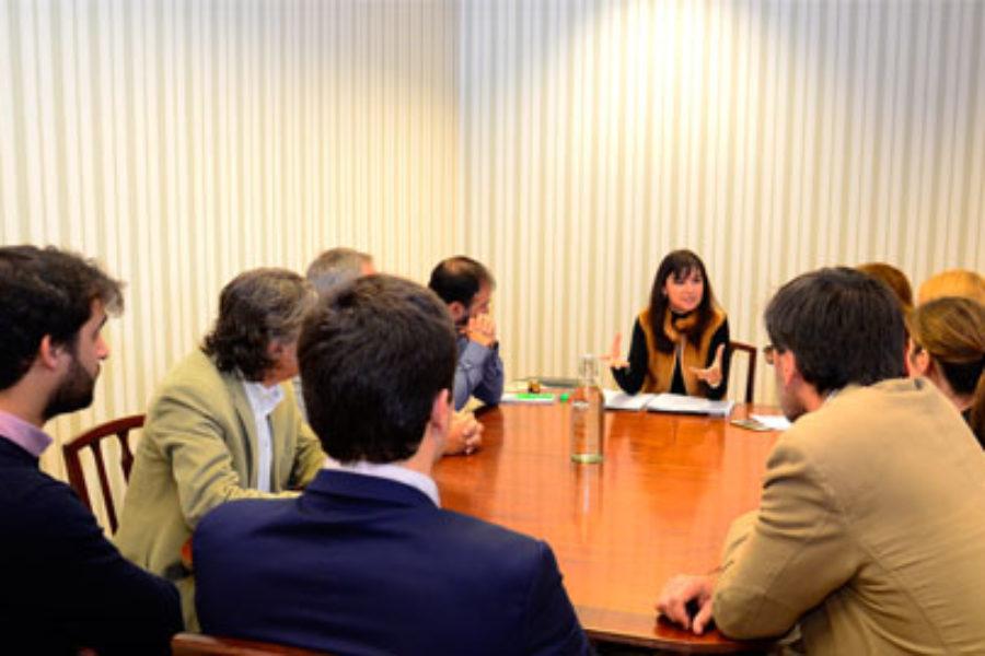 La Secretaria Regional da Ambiente y Recursos Naturales de Madeira se reune con el equipo de trabajo de ADAPTaRES