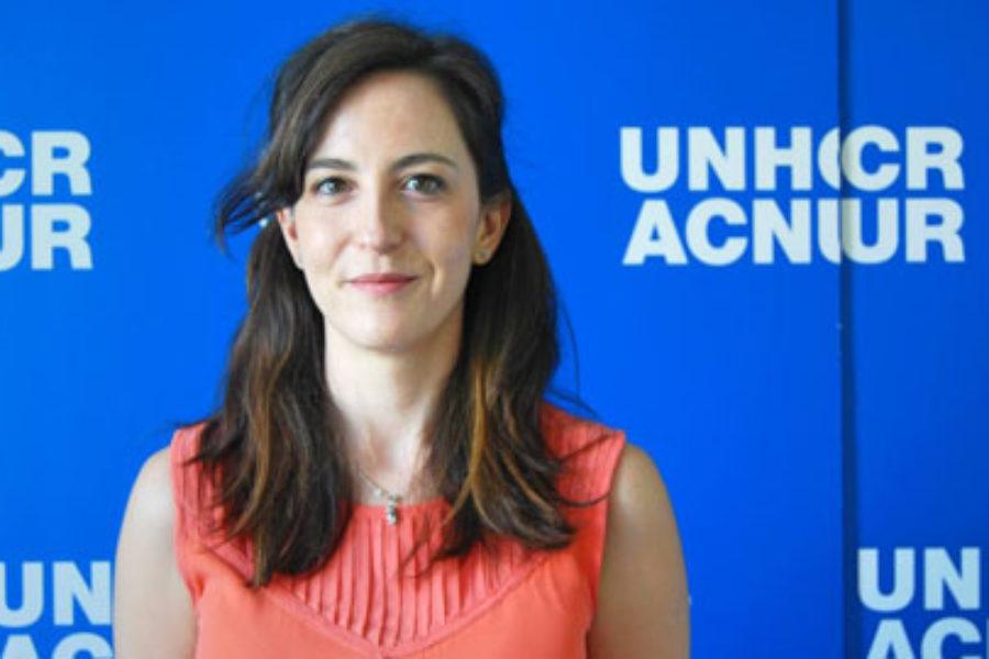 Personas refugiadas, agua y cambio climático – Entrevistamos a Rosa Otero, Asistente de Comunicación y Relaciones Externas, ACNUR España