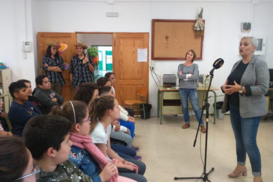Presentación de la Campaña de Talleres Teatralizados «El Aguacultor» en el municipio de Ingenio