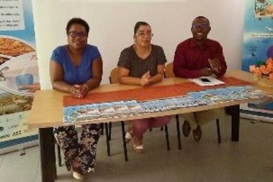 """II edição curso """"Mudanças Climáticas e o Uso Eficiente da Água"""" para Sal e Boavista"""