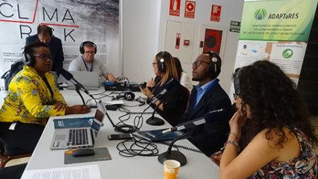 Programa especial de 'Lo Nuestro' en el marco de Africagua