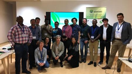 Los socios de ADAPTaRES comparten los avances del proyecto en Fuerteventura, en el marco de Africagua 2019
