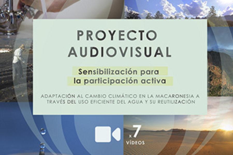 ADAPTaRES presenta el vídeo 'Cada gota cuenta. Frente al cambio climático, cambio de hábitos'