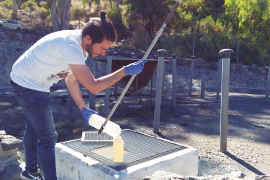 ADAPTaRES estudia la presencia de residuos farmacéuticos en estaciones depuradoras de aguas residuales en Gran Canaria