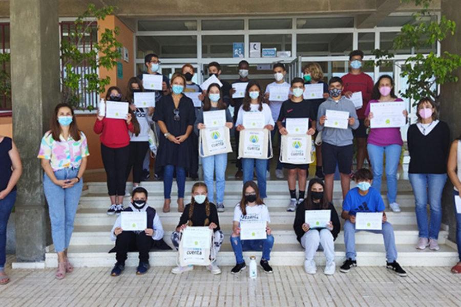 El IES El Paso de La Palma participa en las actividades de formación y sensibilización en la isla